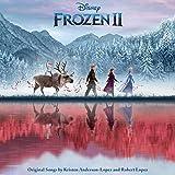 Frozen 2 (Black Standard Vinyl) [Vinilo]