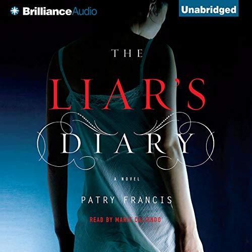 The Liar's Diary audiobook cover art
