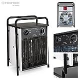 TROTEC TDS 50 - Calefactor eléctrico con 3...