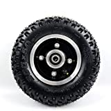 L-faster 200x50 Pneumatic Wheel with Off-Road Tire for Mountain Scooter and Mountain Skateboard