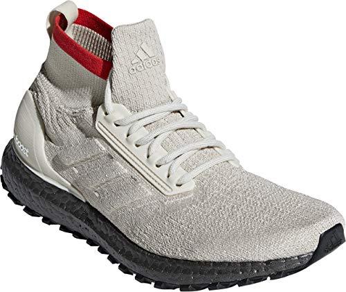 adidas Ultra Boost All Terrain Mens Running Shoes - Beige-11