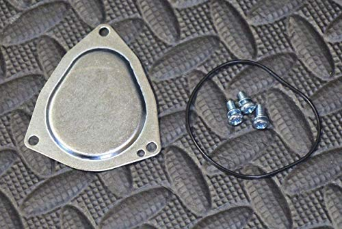 Yamaha Raptor 660/350 Carburetor Side Cover Plate Carb Throttle Cover 2001-13