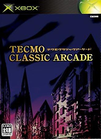 Tecmo Classic Arcade[Import Japonais]