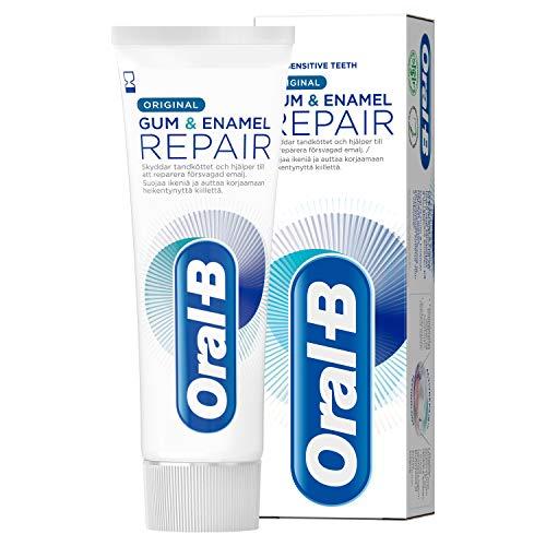 Oral-B Gum & Enamel Repair Original Tandkräm, 75ml