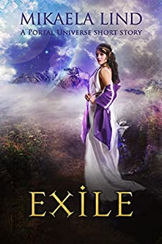 Exile (The Portal Justicars Book 0) by [Mikaela Lind]