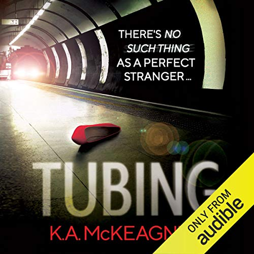 Tubing audiobook cover art