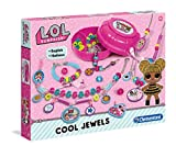 clementoni - 15257 - art & craft - lol - cool jewels