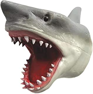 SCHYLLING SC-SHP Shark Hand Puppet, Assorted Designs and Colours