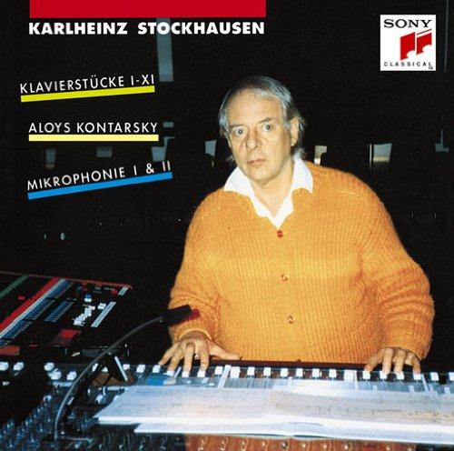 シュトックハウゼン:ピアノ作品集、ミクロフォニー1&2
