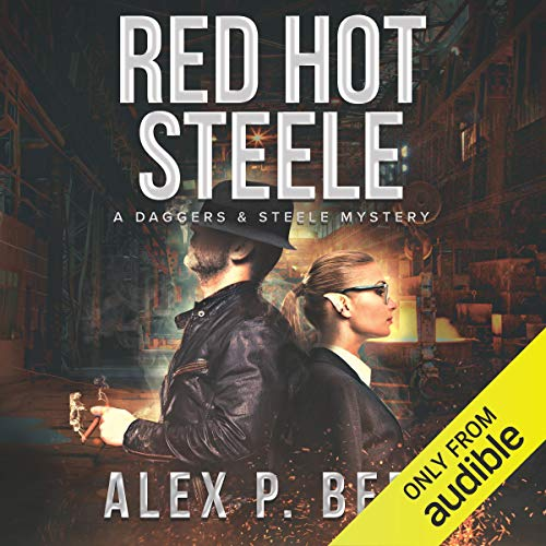 Couverture de Red Hot Steele