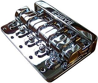 """Babicz® FCH-5 5-Hole Mount Original Series""""Puente para bajo eléctrico, 5 cuerdas, cromo"""