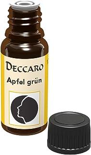 DECCARO Aceite aromático Verde manzana 10 ml (aceite de perfume)