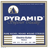 PYRAMID STRINGS EG Pure Nickel 010-046 エレキギター弦×3セット