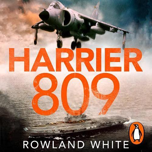 Harrier 809 Titelbild