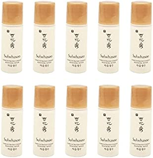10ea Sulwhasoo Concentrated Ginseng Renewing Water 5ml X 10ea