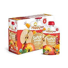 Happy Tot Organic Stage 4 Super Foods A