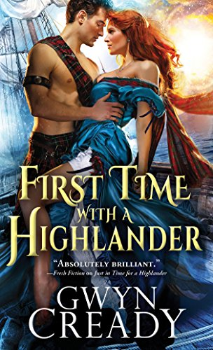 First Time with a Highlander (Sirens of the Scottish Borderlands, 2)