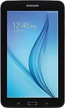 Samsung Galaxy Tab E Lite Flagship Premium 7 inch Tablet PC   Spreadtrum T-Shark Quad-Core   1GB RAM   8GB Storage   32GB MicroSD Card   Bluetooth   GPS Enabled   Android 4.4 KitKat OS   Black