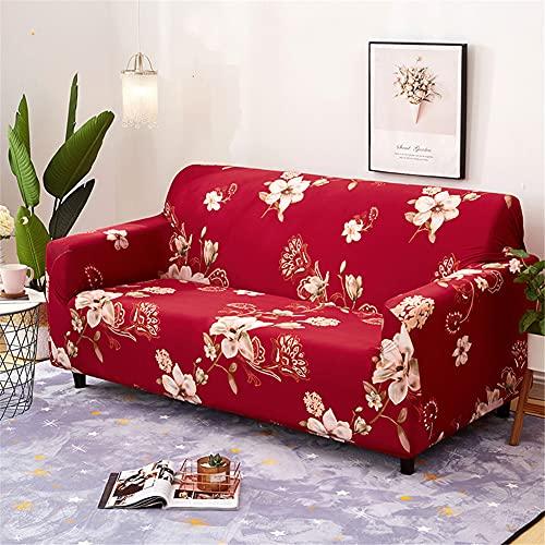 ZIJIAGE Schonbezug Sofa, Möbel Protector Couch Cover, für Wohnzimmer Pet Dog Möbel Protector,Q,1 Seater