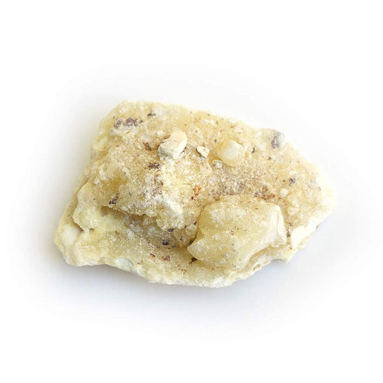選択シルエットゴミMynagold 有機ホワイトコーパル 聖なるお香 樹脂 45G (1.5オンス)