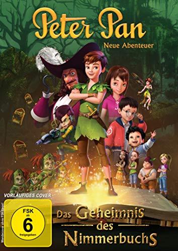 Peter Pan - Neue Abenteuer: Das Geheimnis des Nimmerbuchs