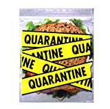 Accoutrements Crime Scene Sandwich Bags (20...