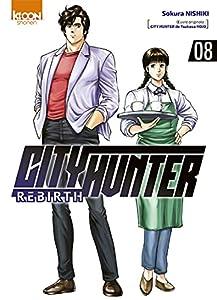 City Hunter Rebirth Edition simple Tome 8