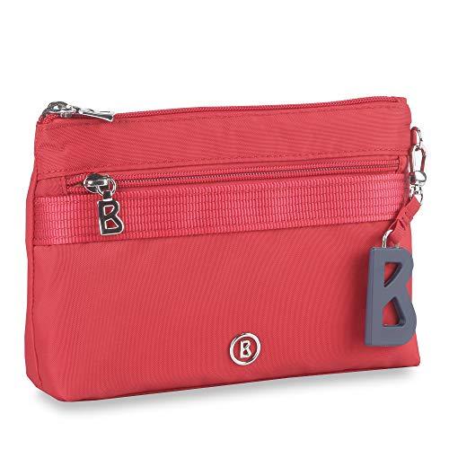 Bogner Damen Verbier Leni Washbag Shz Taschenorganizer, Rot (Red), 6x15x21 cm