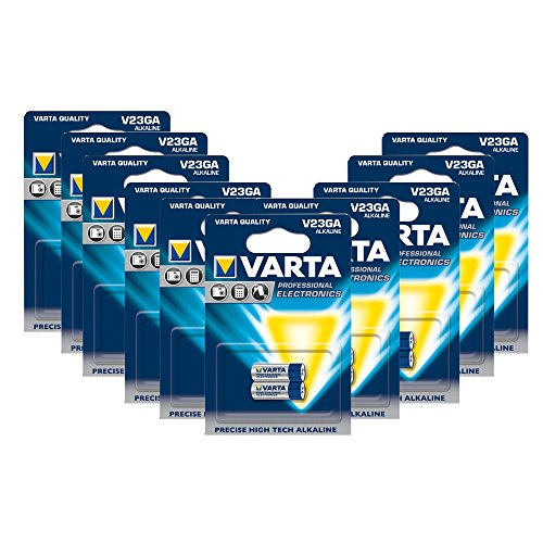 VARTA 2996 Batterie 4223 V 23 GA 12V (10x 2er-Blister)
