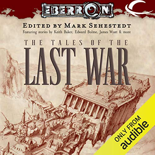 The Tales of the Last War  By  cover art