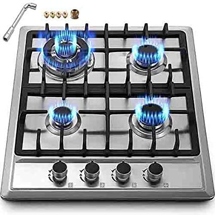 OASD Built in Gas Cooktop Gas Stove Cooktop Stainless Steel...