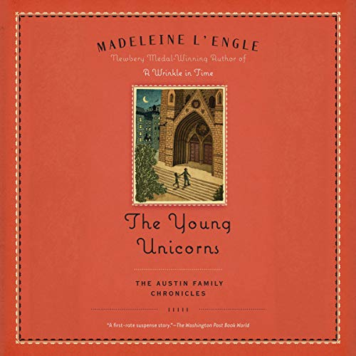 The Young Unicorns audiobook cover art