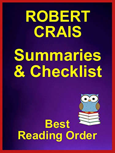 Robert Crais Books in Order with Summaries - All Series Plus Standalone...