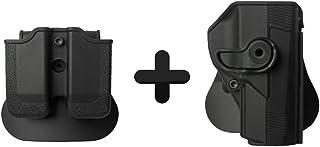 IMI Defense Tactical Roto Holster + Doble portacargador BERETTA PX4STORM .45Compact $ Tamaño Completo Pistola Handgun