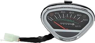 Suuonee Speedometer,  Speedometer Odometer Aftermarket Accessories Fit for Honda DAX Bike CT70 Bike 100km/h