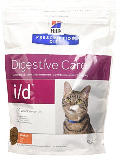 prescription diet i/d feline mangime secco per problemi gastrointestinali 400 g