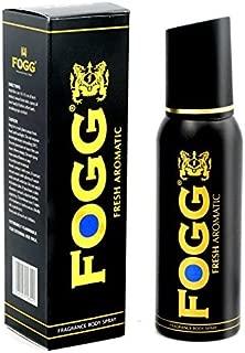 Fogg Fresh Aromatic Black Series For Men, 150ml