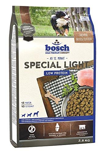 Bosch 44061 Hundefutter Special Light 2.5 kg