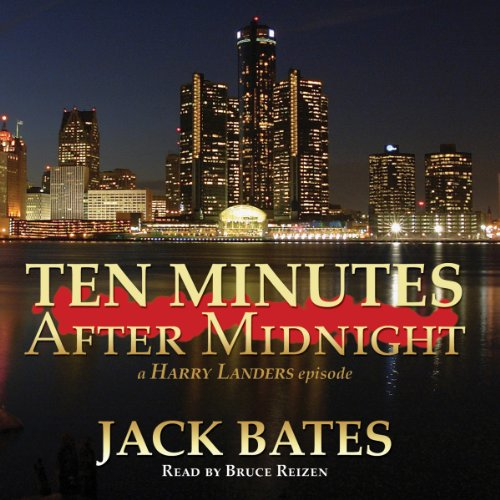 Ten Minutes after Midnight audiobook cover art