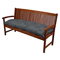 We have the perfect product for you. The large beautissu garden bench seat pad provides the perfect mix of appearence and functionality and will tranform your wooden bench into a stylish lounge seat Made of 60% cotton and 40% polyester theese, 10cm t...