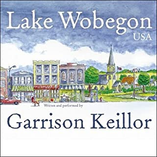 Lake Wobegon USA                   By:                                                                                                                                 Garrison Keillor                               Narrated by:                                                                                                                                 Garrison Keillor                      Length: 5 hrs and 28 mins     22 ratings     Overall 4.1