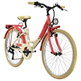 KS Cycling Kinderfahrrad 24' Kahuna rot