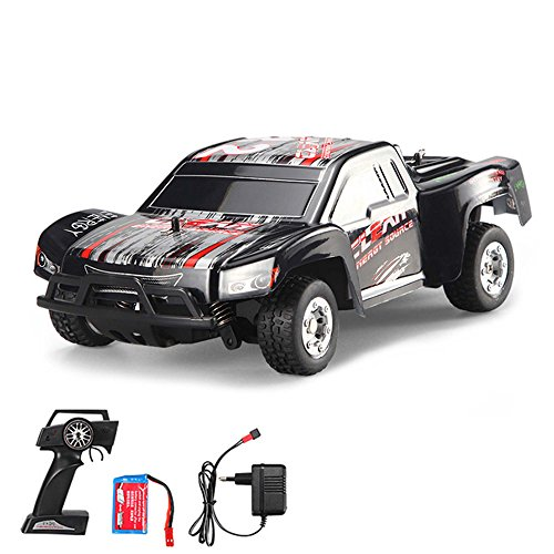 HSP Himoto 1 24 Off Road 2WD Mini RC ferngesteuertes High Speed Short Course Monstertruck Buggy, 2 4GHz Digital vollproportionale Steuerung Top Speed bis zu 25 km h, Komplett Set RTR*