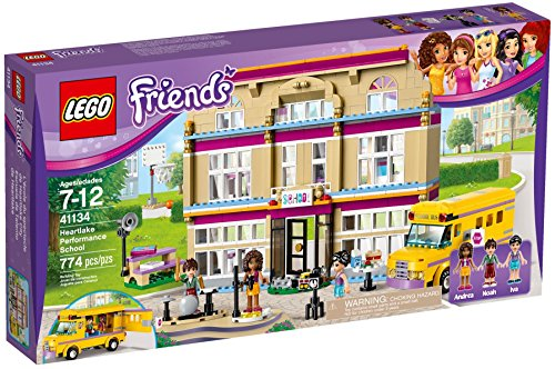 LEGO Friends 41134 - Heartlake Kunstschule