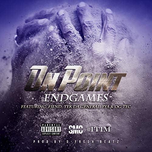 フィエンド feat. On Point, Tek Da General, O.G Tec, FYA & Snap Mode Click