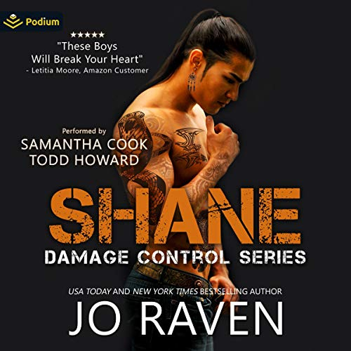 Shane  By  cover art