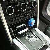 Caja de almacenamiento central para coche, consola multifunción, bandeja de almacenamiento para accesorios