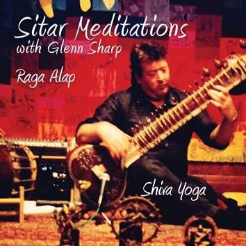 Sitar Meditations Raga Alap (feat. Glenn Sharp)
