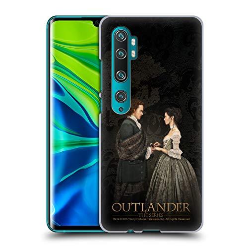 Officiële Outlander Claire & Jamie Schilderij Portretten Hard Back Case Compatibel voor Mi CC9 Pro/Mi Note 10 / Pro