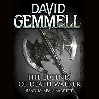 The Legend of Deathwalker cover art